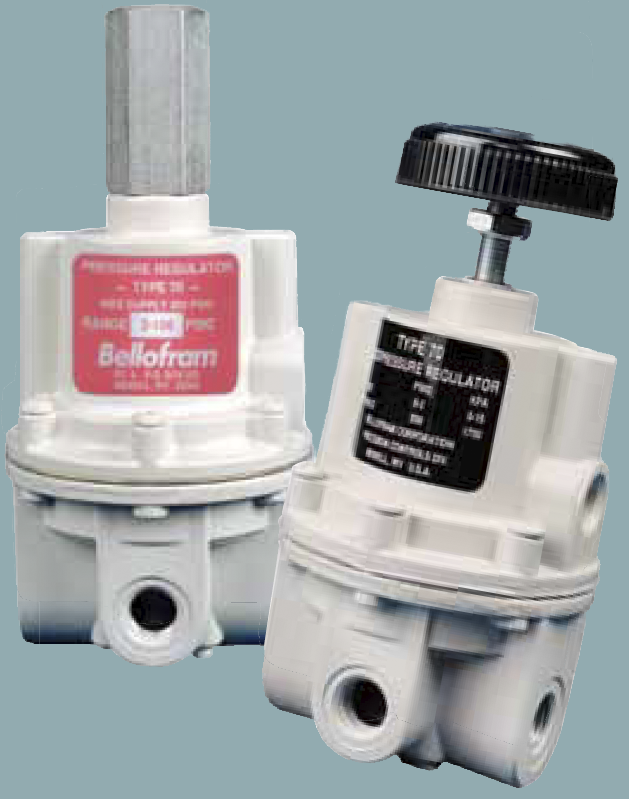 Bellofram Air and Gas Pressure Instrumentation - Mountain Controls